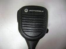 """Motorola Speaker Mic """"Pmmn4051B"""" for Ht1000 Xts1500 Xts2500 Xts3000 Xts3500"""