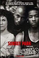 SUNSET PARK -1996- Original D/S 27x40 Movie Poster - TERRENCE HOWARD- Basketball