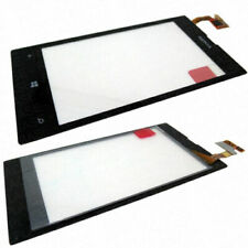 TOUCH SCREEN +VETRO NOKIA per LUMIA 520 NERO x display Lcd RICAMBIO NUOVO