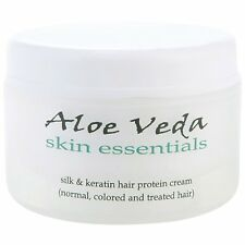 Aloe Veda Silk and Keratin Hair Protein Cream, 100 g