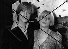 PHOTO DE DAVE ANNIE CORDY 1975