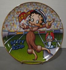 1994 Betty Boop Danbury Mint Limited Edition Collector'S Plate Homecoming Queen