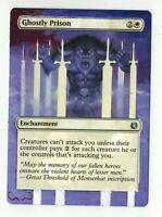 Ghostly Prison Altered Full Art MTG Magic Commander 2020 EDH Gift Birthday