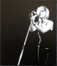 BLONDIE DEBBIE HARRY POSTER PAGE . P14