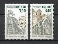 23197) FRANCE 1986 MNH** Nuovi** UNESCO 2v Guatemala