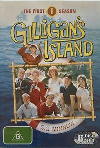 Gilligan's Island : The First Season : SS Minnow