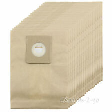 20 x Vacuum Cleaner Bags For Nilfisk King Series Hoover Bag