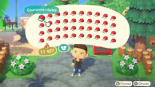 12 MILLIONS BELLS / CLOCHETTES Animal Crossing : New Horizons