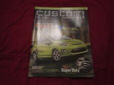 2010 FORD LINCOLN MERCURY CAR TRUCK CUSTOM ACCESSORIES CATALOG BROCHURE W PART N