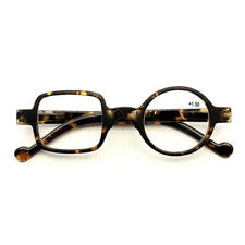 Personalities Round&Square Reading glasses for reader Purple floral Leopard