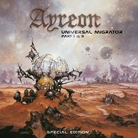 Ayreon - Universal Migrator Part I and II [CD]