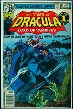 Marvel Comics The Tomb Of DRACULA #68 FN+ 6.5