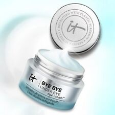 IT Cosmetics Bye Bye Under Eye Cream for Female Aging Reduction Plus Rapid Care