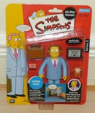 Playmates 199046 The Simpsons - Lionel Hutz sealed in original pack