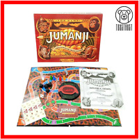 Jumanji Original Board Game Family Fun Board Game Spin Master Movie Cardinal