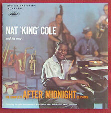 NAT KING COLE TRIO CD THE COMPLETE AFTER MIDNIGHT SESSIONS