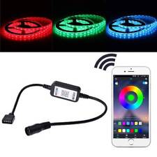 Wireless Bluetooth4.0 LED/RGB Remote Controller Light Strip Phone App Waterproof