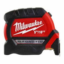 "Milwaukee NEW 5m/16"" Magnetic Pro Tape Measure - Gen 3 4932464602"