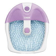 Conair Foot Spa with Vibration and Heat, Massage Portable Pedicures Footbath