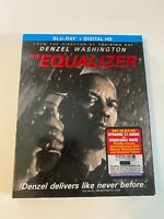 The Equalizer w/ Slipcover (Bluray, 2014) [BUY 2 GET 1]