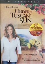 Under the Tuscan Sun (DVD, 2004, Widescreen) Diane Lane Raoul Bova New Sealed