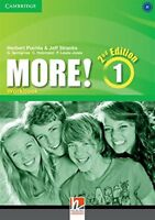 More! Level 1 Workbook, Lewis-Jones, Peter, Holzmann, Christian, Gerngross, Günt