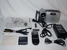 Sharp VL-A110 VL-A110U 8mm Video8 Camcorder Player Video Camera Video Transfer