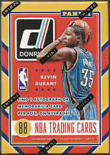 2015-16 Panini Donruss NBA Basketball Trading Cards Blaster Box