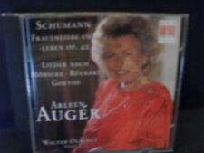 Schumann-Donne Amore e Vita -/canzoni-Arleen Auger/Walter olbertz