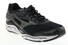 Mizuno Wave Enigma 6 R664B6 Mens Black Mesh Lace Up Athletic Running Shoes 9