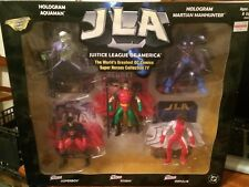 "Hasbro 1999 JUSTICE LEAGUE OF AMERICA DC Comics Supereroe Collection 5"" Figure"