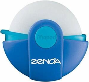 Gomme Blanche Ronde Étui de Protection Rotatif à 180° Sans Phtalates Sans PVC