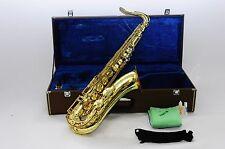 YAMAHA Tenor Saxophone YTS – 31  Ref.No 349