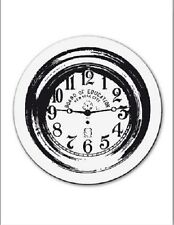 cArt-Us Clear Acrylic  stamp SMALL CLOCK - 001883/2069 Reduced