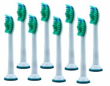 8X Toothbrush Heads Compatible With Philips Sonicare, Flexcare, Diamond Clean