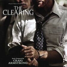 1 Cent CD THE CLEARING soundtrack CRAIG ARMSTRONG music score RARE Add'l ONLY $1