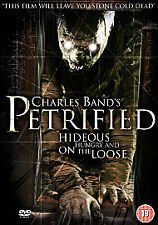 Petrified (DVD, 2007) NEW AND SEALED