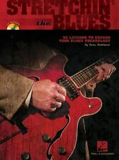 Stretchin The Blues DUKE ROBILLARD Learn to Play SOLOING COMPING TAB Music Book