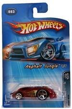 2005 Hot Wheels #083 Asphalt Jungle Dodge Neon