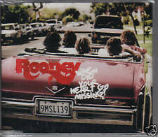 """ROONEY """"When did your heart go missing?"""" cds new"""
