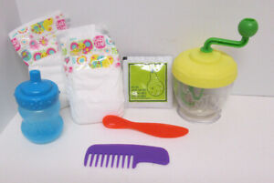 Baby Alive Doll Interactive Sweet Spoonfuls Replacement Accessories Boy