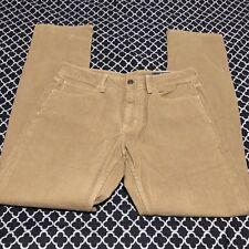 "Vineyard Vines Shep & Ian Brown Corduroy Pants ""Size 30x32"" !NEW!"