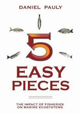 5 Easy Pieces: The Impact of Fisheries on Marine Ecosystems-ExLibrary