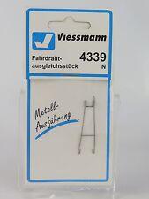 4339 VIESSMANN - ESCALA N - CATENARIA VARIABLE N / Fahrdrahtausgleichsstück