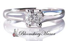 Tiffany & Co. 0.40ct I/VVS2 Lucida Diamond Engagement Ring, Size I½