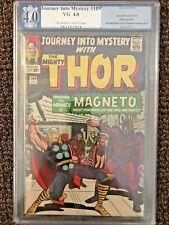 Journey into Mystery #109 (Oct 1964, Marvel) PGX like CGC 4.0