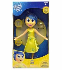 "TOMY Disney Pixar Inside Out Large JOY 9"" Sound Figure with memory sphere"