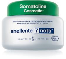 Somatoline Cosmetic Snellente 7 notti Ultra Intensivo 400 ml crema anticellulite