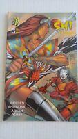 Shi The Series #13 July 1998 Crusade Comics Tucci  Sniegoski Golden Arlam Novin