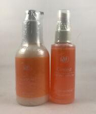Serious Skin Care Vit C C-Clean Cleanser 4Oz C-Mist Refresher 2Oz C No Wrinkle